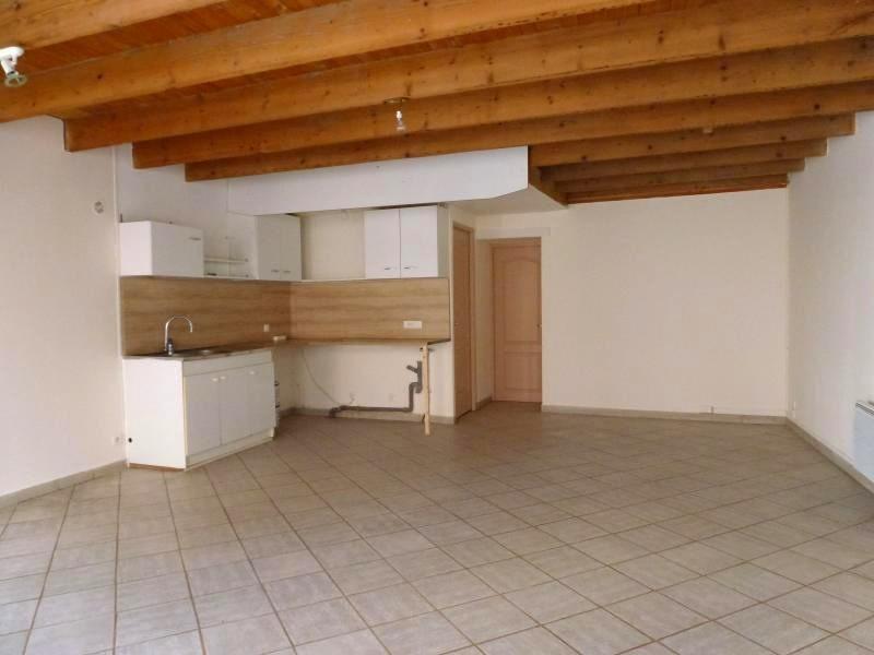 Vente appartement Moras en valloire 75000€ - Photo 1