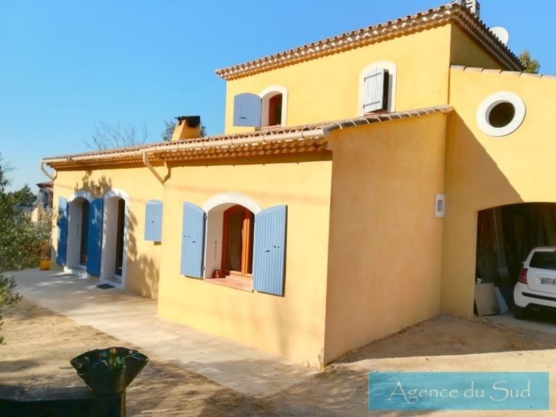 Vente maison / villa Mimet 470000€ - Photo 2