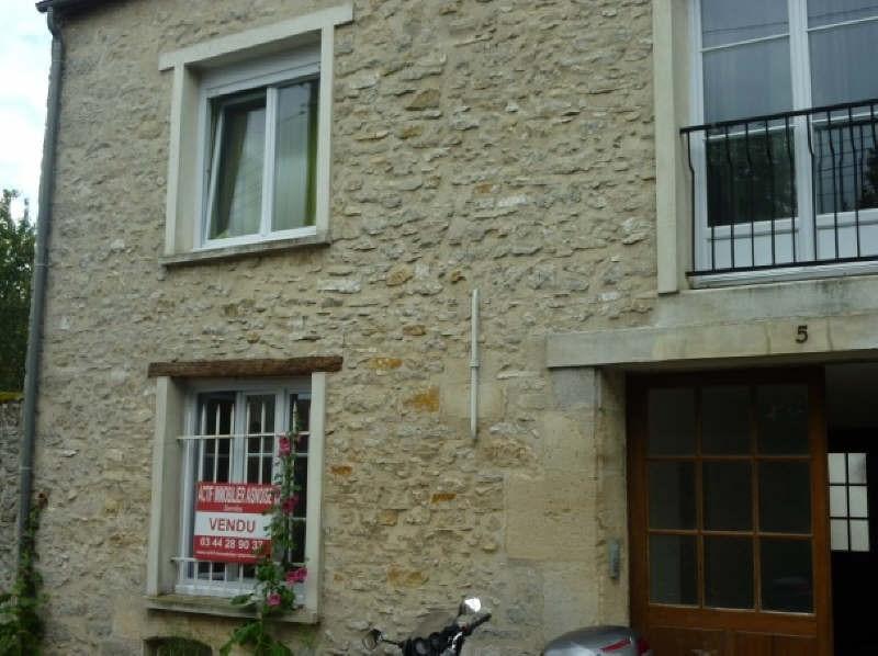 Rental apartment Senlis 440€ CC - Picture 1