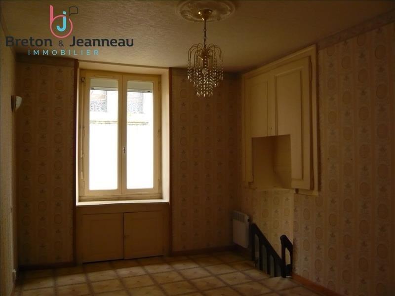 Vente maison / villa Loiron 87500€ - Photo 5
