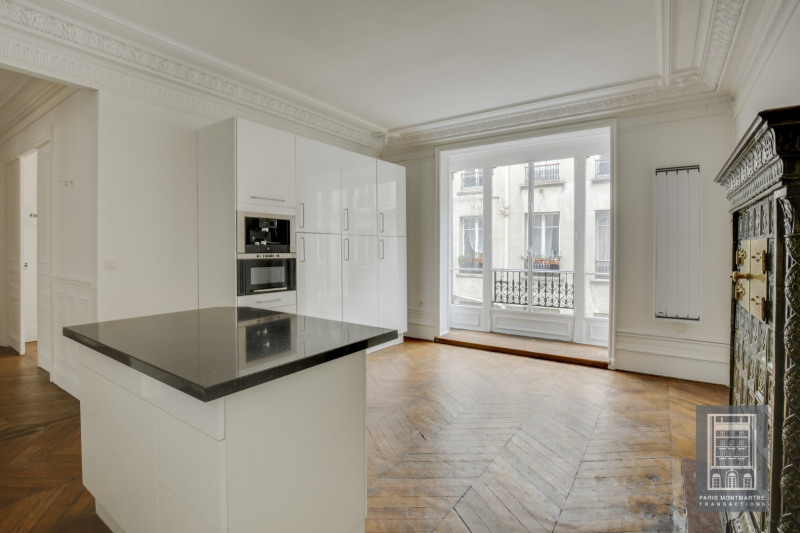 Deluxe sale apartment Paris 9ème 1 590 000€ - Picture 5