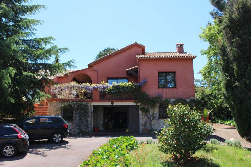 Immobile residenziali di prestigio casa Berre les alpes 595000€ - Fotografia 1