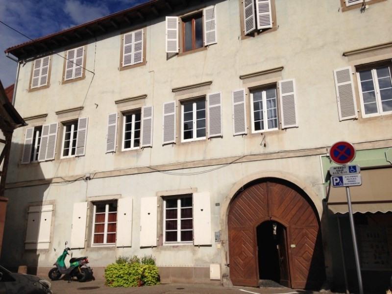 Rental apartment Molsheim 390€ CC - Picture 1