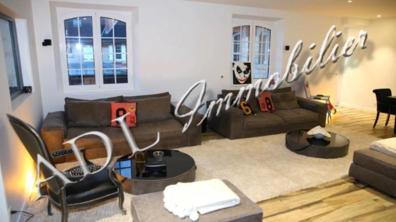 Deluxe sale apartment Gouvieux 585000€ - Picture 2