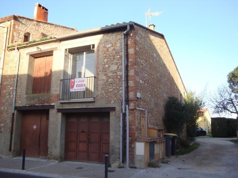 Location maison / villa Pezilla la riviere 485€ CC - Photo 1