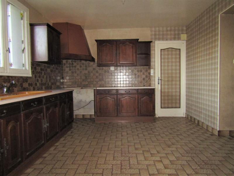 Sale house / villa Saint michel et chanveaux 53000€ - Picture 5