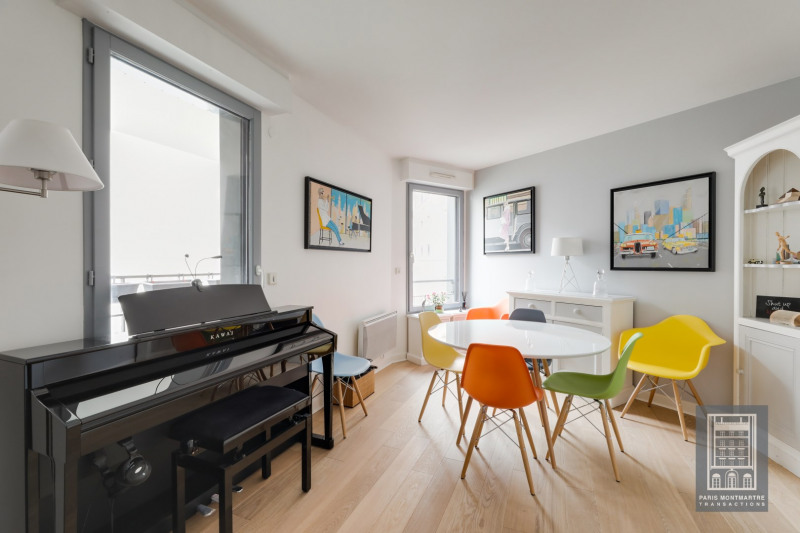 Deluxe sale apartment Paris 18ème 965000€ - Picture 4