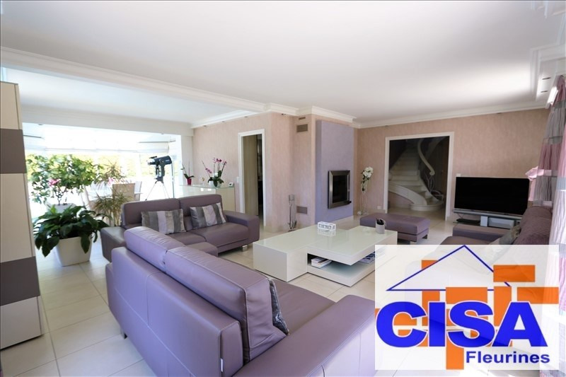 Deluxe sale house / villa Chantilly 870000€ - Picture 3
