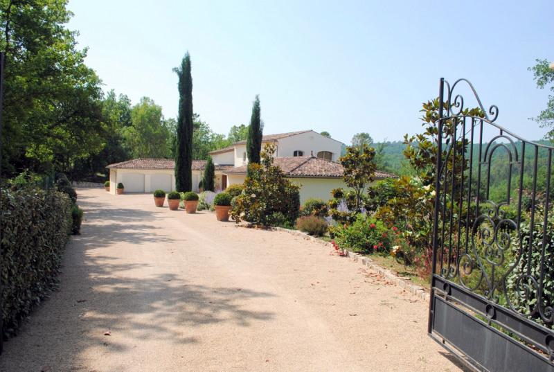 Vente de prestige maison / villa Callian 2300000€ - Photo 3