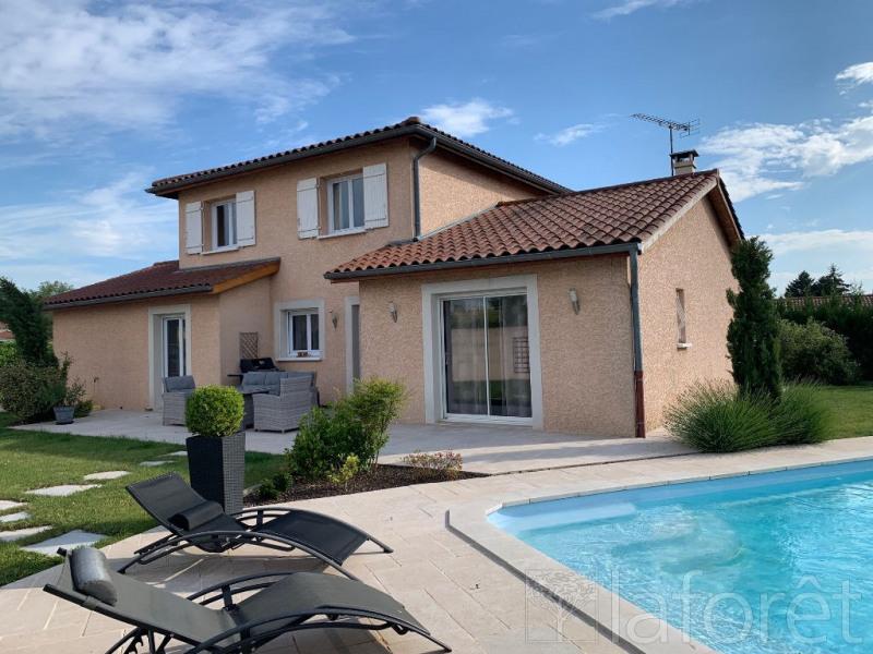 Sale house / villa Champier 360000€ - Picture 1