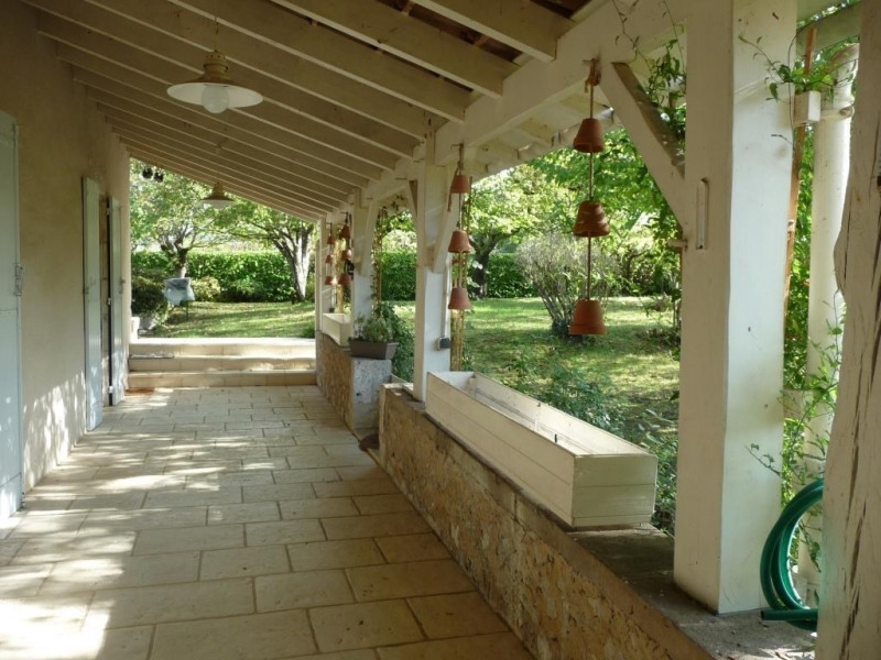 Sale house / villa Saussignac 312250€ - Picture 2