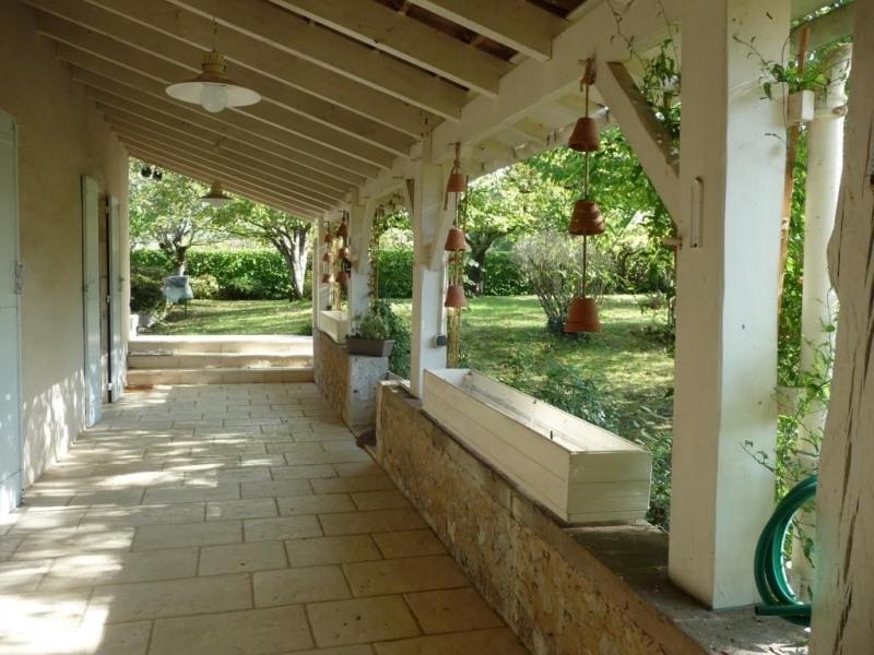 Vente maison / villa Saussignac 317500€ - Photo 2