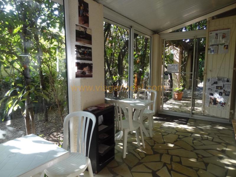 Vitalicio  casa Nîmes 122500€ - Fotografía 7