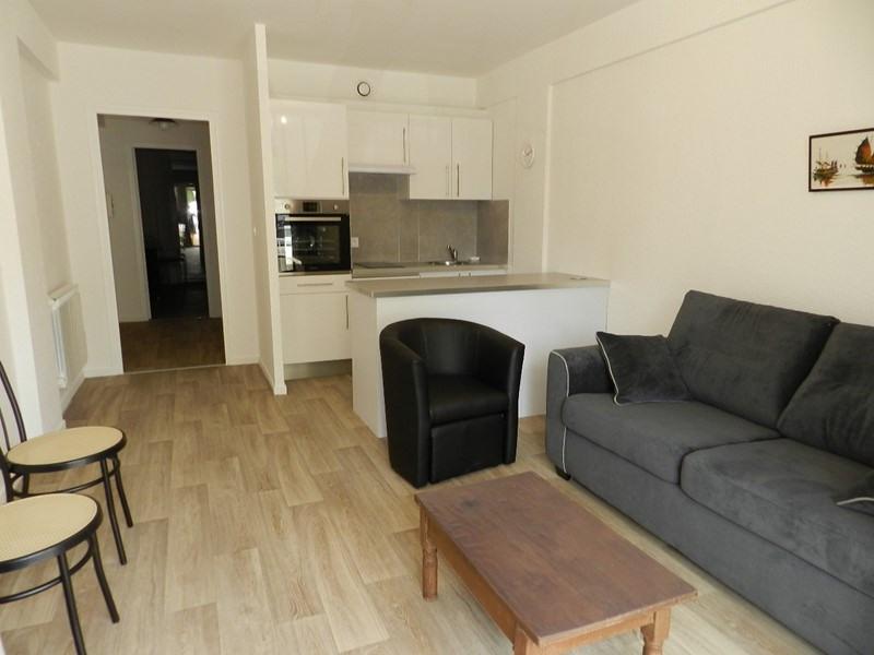 Vermietung von ferienwohnung wohnung La grande motte 325€ - Fotografie 6