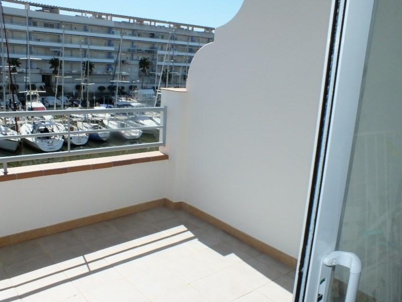 Alquiler vacaciones  apartamento Roses santa-margarita 232€ - Fotografía 9