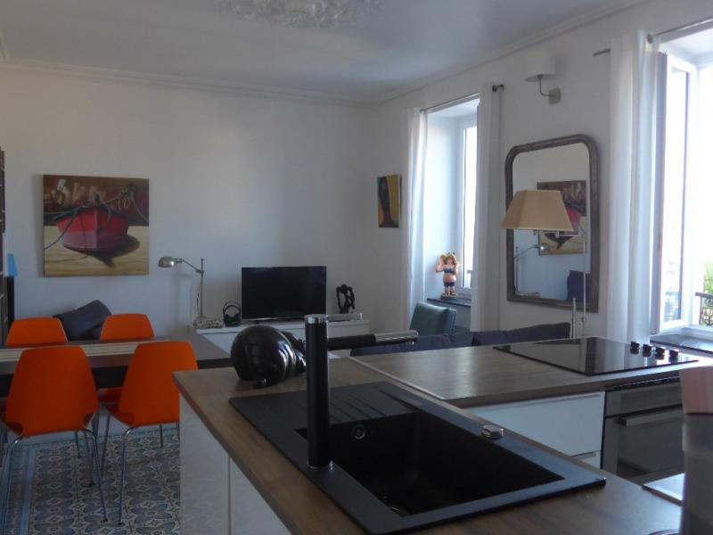 Verkoop  appartement Le palais 233250€ - Foto 1