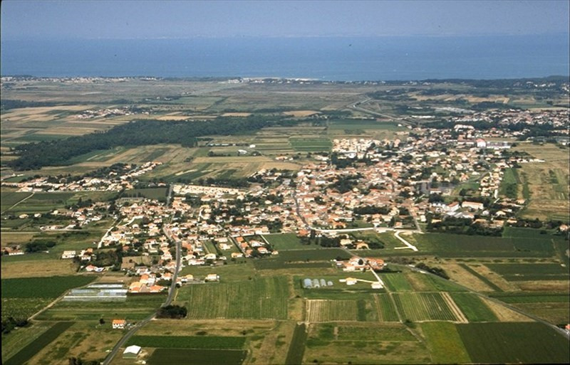 Terrain a bâtir st georges d oleron - 3650 m²