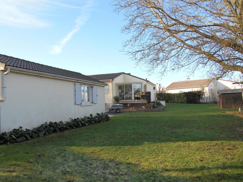 Sale house / villa Menucourt 340000€ - Picture 4