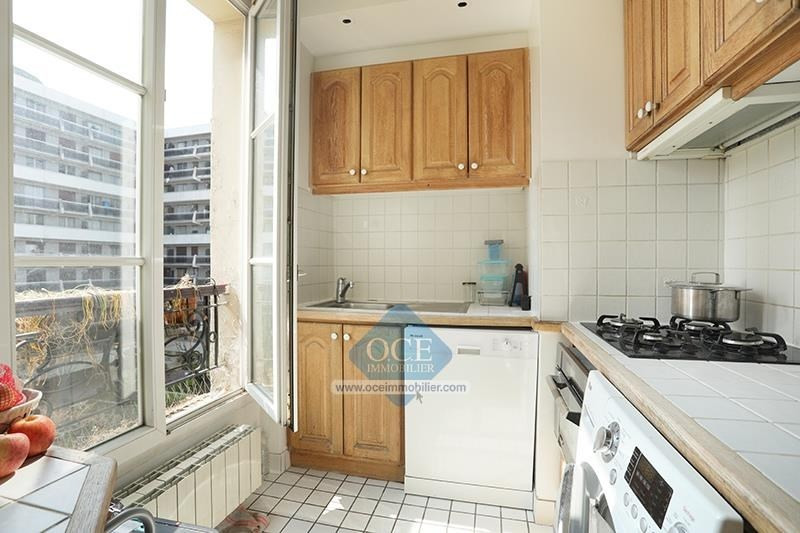 Vente appartement Paris 11ème 500000€ - Photo 7
