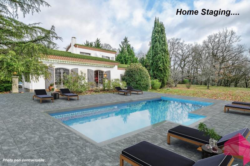 Vente de prestige maison / villa Graulhet 390000€ - Photo 1
