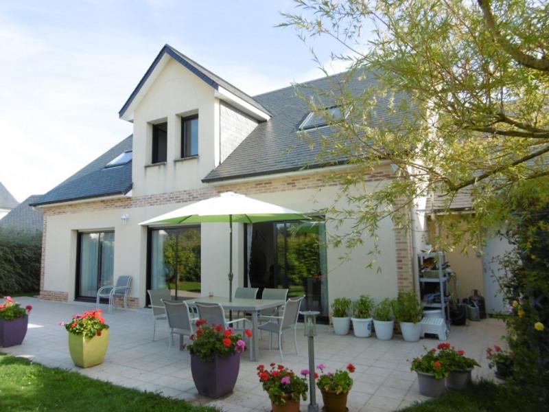 Vente maison / villa Franqueville saint pierre 417000€ - Photo 1