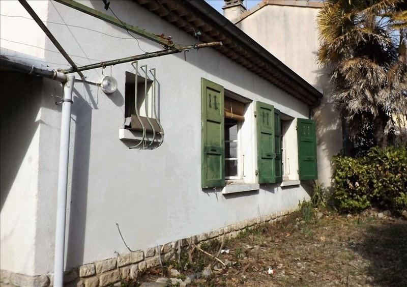 Revenda casa Aubenas 106000€ - Fotografia 4