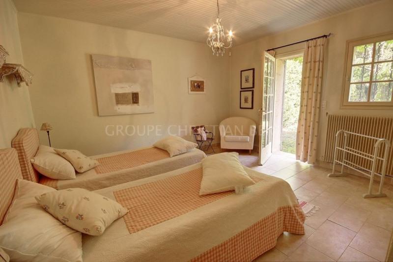 Vente de prestige maison / villa Tanneron 627000€ - Photo 9