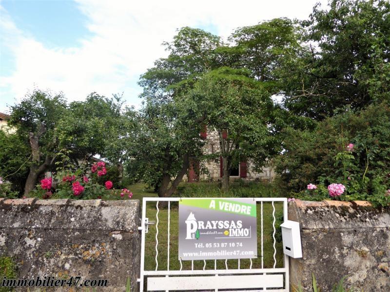 Sale house / villa St salvy 74900€ - Picture 10