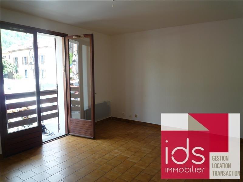 Locação apartamento Allevard 325€ CC - Fotografia 3