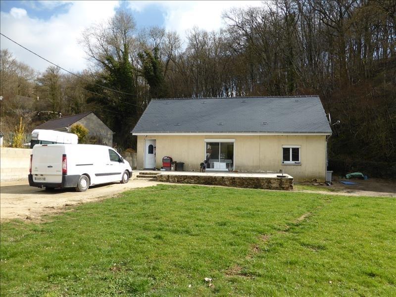 Sale house / villa Crepy en valois 180000€ - Picture 1