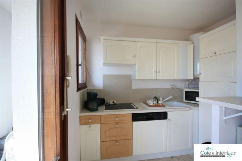 Sale apartment Les sables d'olonne 132000€ - Picture 1
