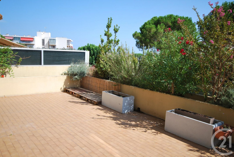 Rental apartment Antibes 810€ CC - Picture 8