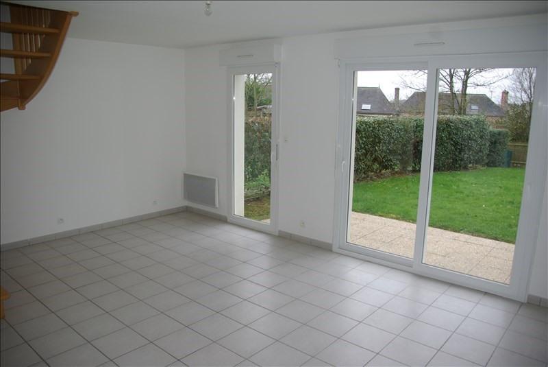 Sale house / villa Le bourgneuf la foret 89500€ - Picture 1