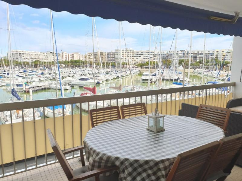 Location vacances appartement Carnon 650€ - Photo 1