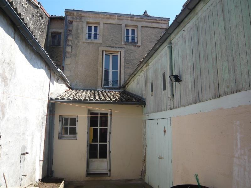 Vente maison / villa La mothe st heray 92000€ - Photo 2