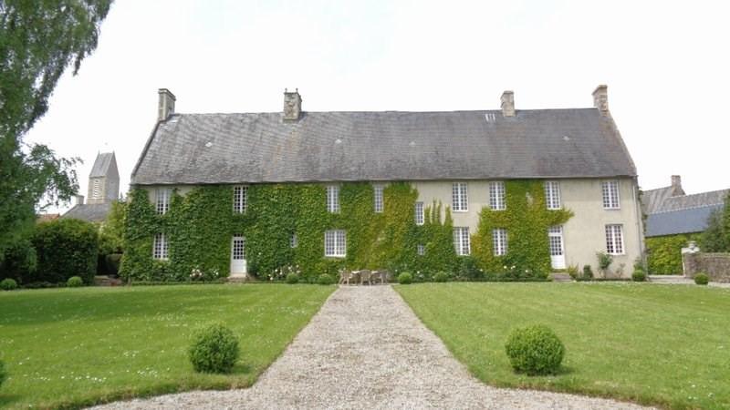 Verkoop van prestige  kasteel Isigny sur mer 682500€ - Foto 3