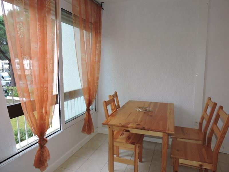 Sale apartment La grande motte 89000€ - Picture 2