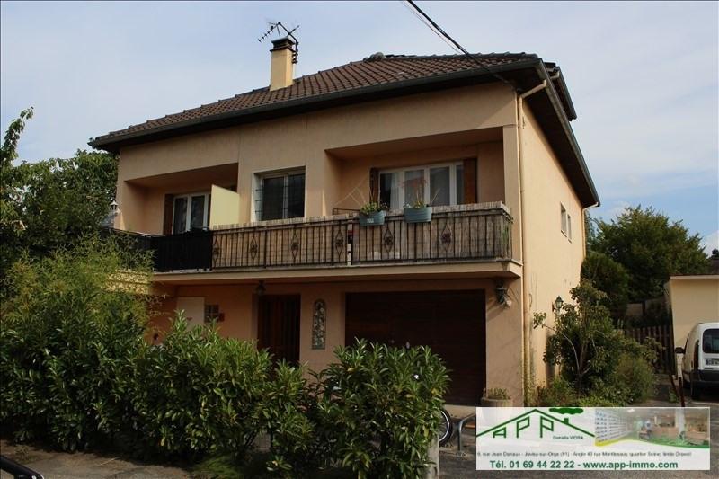Sale apartment Draveil 107000€ - Picture 1