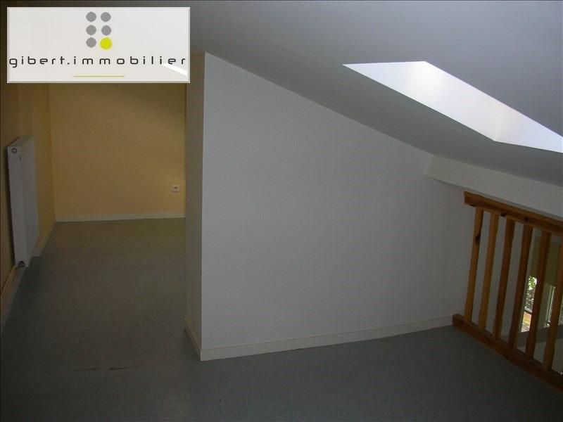 Rental apartment Le puy en velay 445€ CC - Picture 5