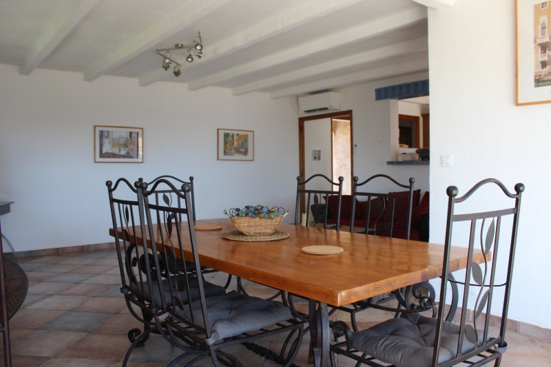 Vacation rental house / villa Les issambres 1 520€ - Picture 3