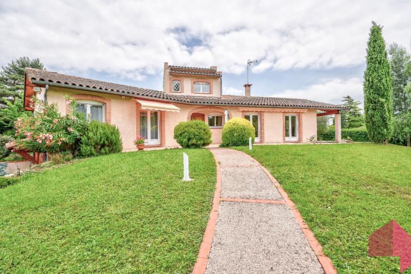 Vente de prestige maison / villa Saint-jean 615000€ - Photo 1