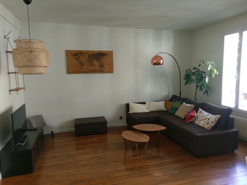 Rental apartment Courbevoie 1890€ CC - Picture 1