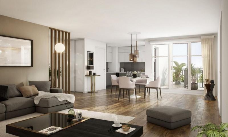 Vente de prestige appartement Paris 15ème 1960000€ - Photo 1
