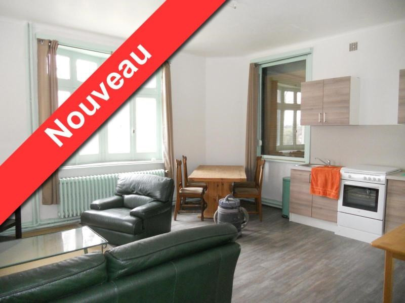 Location appartement Longuenesse 550€ CC - Photo 1