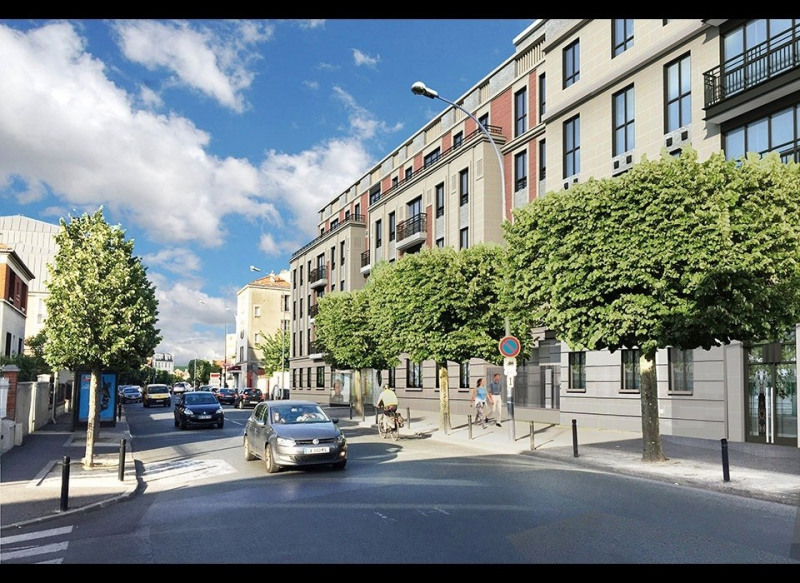Sale apartment Maisons-alfort 445 000€ - Picture 1