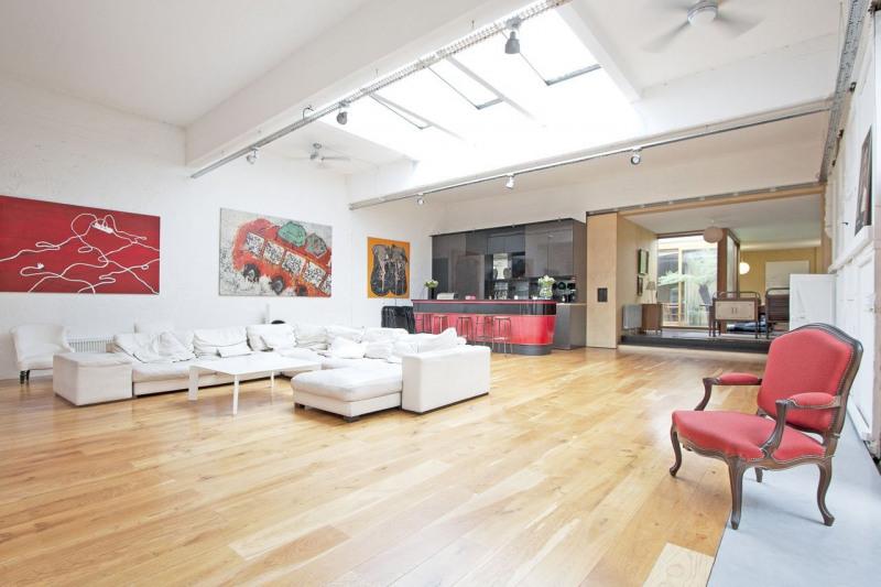 Vente de prestige appartement Paris 18ème 1300000€ - Photo 2
