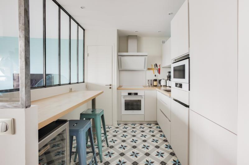 Vente de prestige appartement Paris 16ème 1300000€ - Photo 5