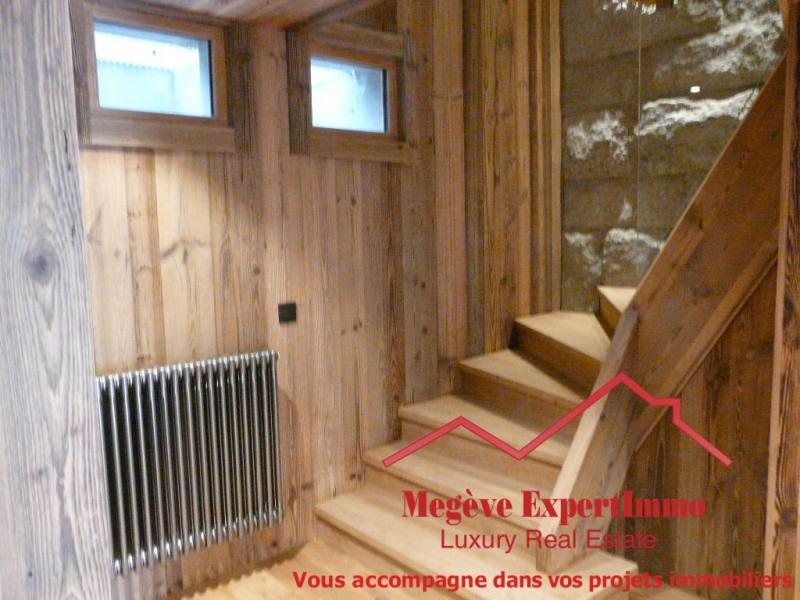Vente de prestige appartement Megeve 1980000€ - Photo 5