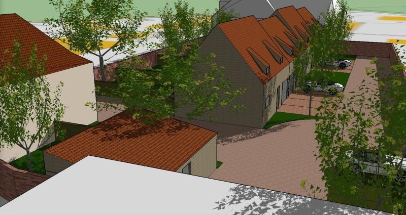 Venta  terreno Wasselonne 374500€ - Fotografía 6