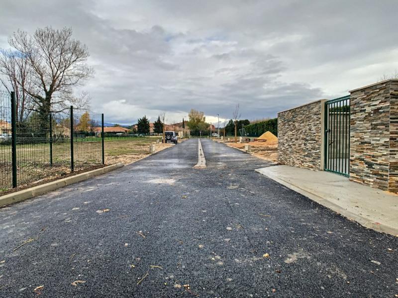 Vente terrain Carpentras 70000€ - Photo 1